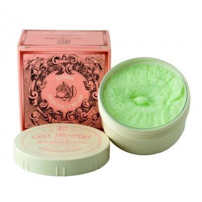 Крем для бритья Geo F Trumper Extract of Limes Soft Shaving Cream Bowl, 200 грамм