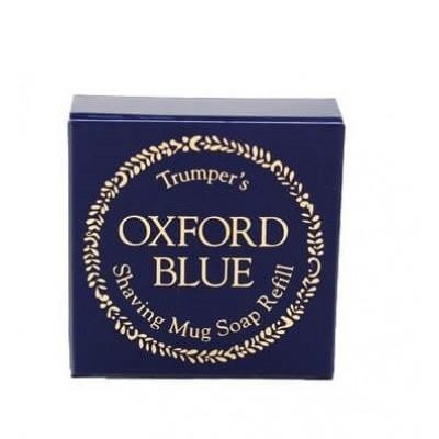 Мыло для бритья Geo F Trumper Oxford Blue Shaving Soap, 56 грамм