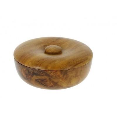 Мыло для бритья Vulfix Small Soap в деревянной чаше