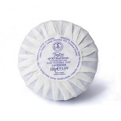 Мыло для рук Taylor of Old Bond Street Lavender Hand Soap, 100 грамм