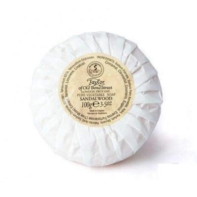 Мыло для рук Taylor of Old Bond Street Sandalwood Hand Soap, 100 грамм