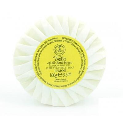 Мыло для рук Taylor of Old Bond Street Traditional Lemon, 100 грамм