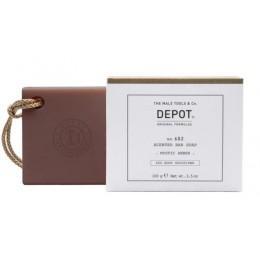 """Мыло для тела Depot 602 """"Мистический янтарь"""", 100 грамм"""