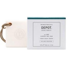 """Мыло для тела Depot 602 """"Свежий черный перец"""", 100 грамм"""