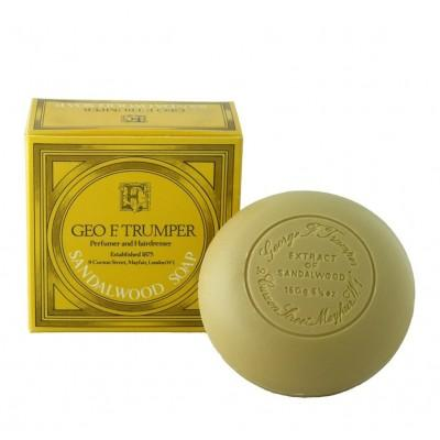 Мыло для тела Geo F Trumper Sandalwood Bath Soap, 150 грамм