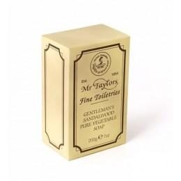 Мыло для тела Taylor of Old Bond Street Sandalwood Bath Soap, 200 грамм