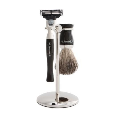Бритвенный набор D R Harris Starter Shaving Set Ebony
