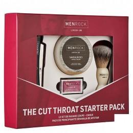 Подарочный набор Men Rock Cut Throat Razor Shaving Gift Set