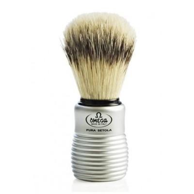 Помазок для бритья Omega 81230 на подставке
