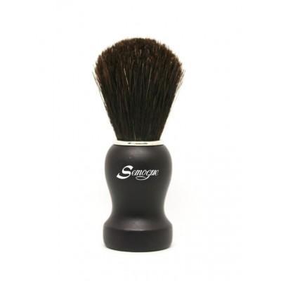 Помазок для бритья Semogue Pharos-C3 Pure Black Horse Black