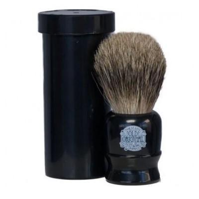 Помазок для бритья Vulfix 2190 Pure Badger с тубом, Black