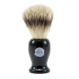 Помазок для бритья Vulfix 660 Medium Pure Badger, Black