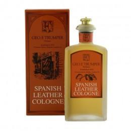 Одеколон Geo F Trumper Spanish Leather Cologne Glass Bottle, 100 мл