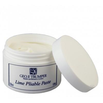 Паста для укладки волос Geo F Trumper Lime Pliable Paste, 150 мл