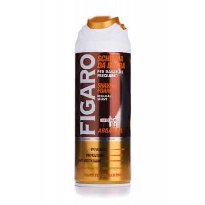 Пена для бритья Figaro Масло Аргана, 400 мл