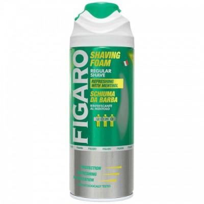 Пена для бритья Figaro освежающая, 400 мл