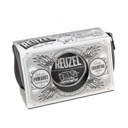 Подарочный Набор Reuzel Pigs Can Fly Dopp Bag Extreme Pomade