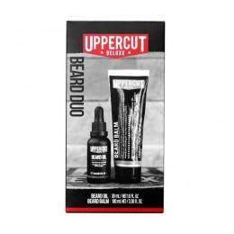 Подарочный набор Uppercut Deluxe Beard Duo