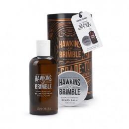 Подарочный набор для бороды Hawkins & Brimble Beard Gift Set (Beard Shampoo & Balm)