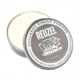 Матовая помада для волос Reuzel Extreme Hold Matte pomade 340 грамм