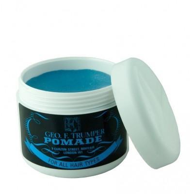 Помада для укладки волос Geo F Trumper Blue Pomade Hair Wax, 150 мл