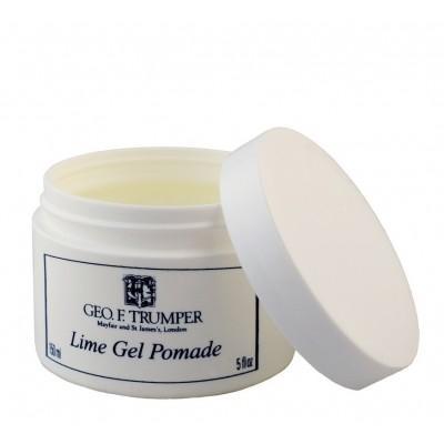 Помада для укладки волос Geo F Trumper Lime Gel Pomade, 150 мл