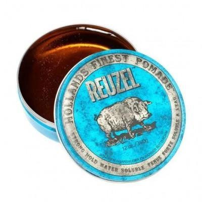 Помада для волос Reuzel Blue Pomade 340 грамм