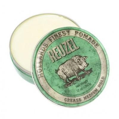 Помада для волос Reuzel Green Pomade 340 грамм