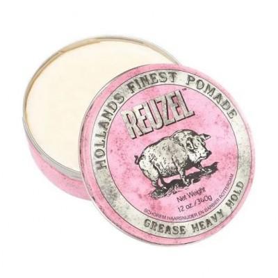 Помада для волос Reuzel Pink Pomade 340 грамм