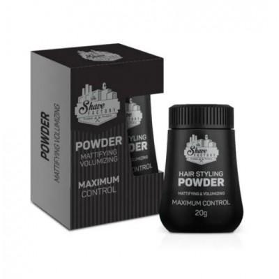 Пудра для укладки The Shave Factory Hair Styling Powder 21 грамм