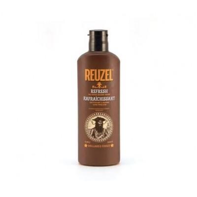 Шампунь для бороды Reuzel Refresh No Rinse Beard Wash 200 мл
