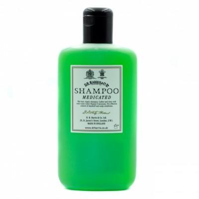 Лечебный шампунь D R Harris Medicated Shampoo, 250 мл