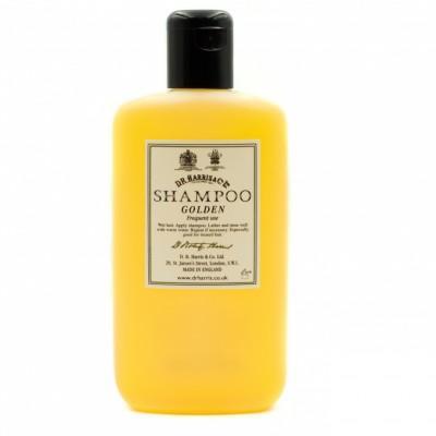 Шампунь D R Harris Golden Shampoo, 250 мл