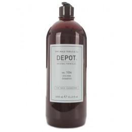 Шампунь для седых волос Depot Hair Cleansings 104 Silver Shampoo 1000 мл