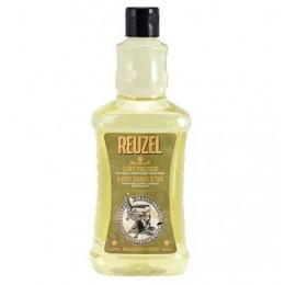 Шампунь для волос Reuzel 3-In-1 Tea Tree Shampoo 1000 мл