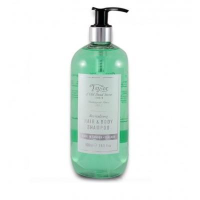 Шампунь для волос и тела Taylor of Old Bond Street White Tea Hair&Body Shampoo, 500 мл