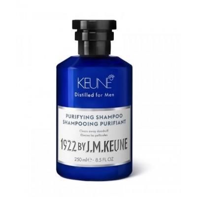 Шампунь против перхоти 1922 by J.M. KEUNE Purifying Shampoo 250 мл