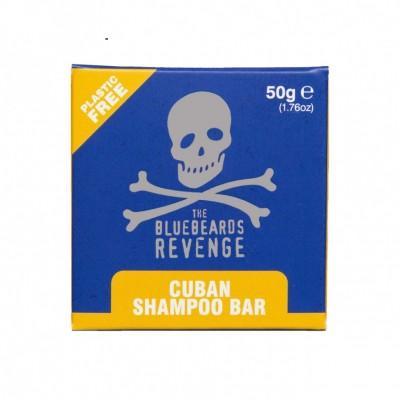 Твердый шампунь The Bluebeards Revenge Cuban Shampoo Bar 50 грамм