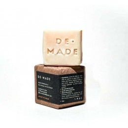 Твердый шампунь для волос и бороды DEMADE Formula №1 Beard and Hair shampoo, 90 грамм