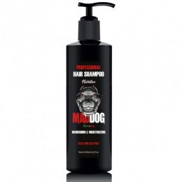 Увлажняющий шампунь для волос Mad Dog Professional Shampoo Nutritive, 250 мл