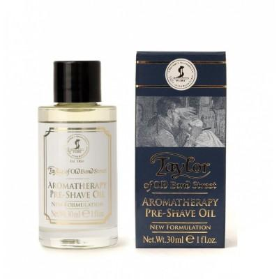 Масло до бритья Taylor of Old Bond Street Aromatherapy Pre-Shave Oil, 30 мл