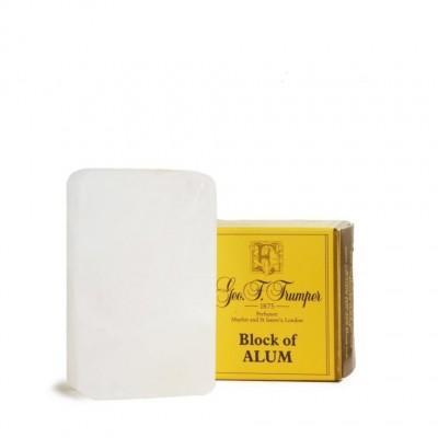 Натуральные квасцы Geo F Trumper Block of Alum, 110 грамм
