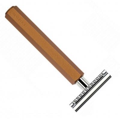 Станок для бритья Т-образный Muehle R HXG BRONZE SR