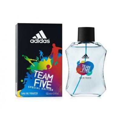 Туалетная вода Adidas Team Five 100 мл