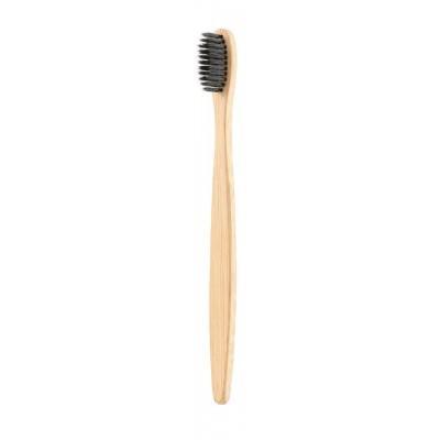 Зубная щётка Maximus Black Natural Bamboo Toothbrush